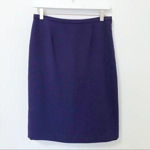 Elie Tahari Classic Pencil Skirt